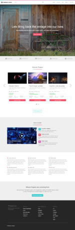 Best Responsive Drupal Crowdfunding Themes in 2015