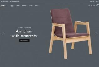 Funio – Premium Responsive Furniture WooCommerce WordPress Theme