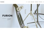 Furion – Premium Responsive Creative Blog and Portfolio WordPress Theme