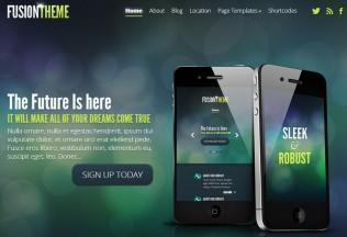 Fusion – WordPress Premium Responsive Theme