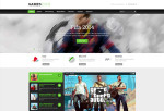 Games Zone – Premium Responsive Gaming WordPress Theme