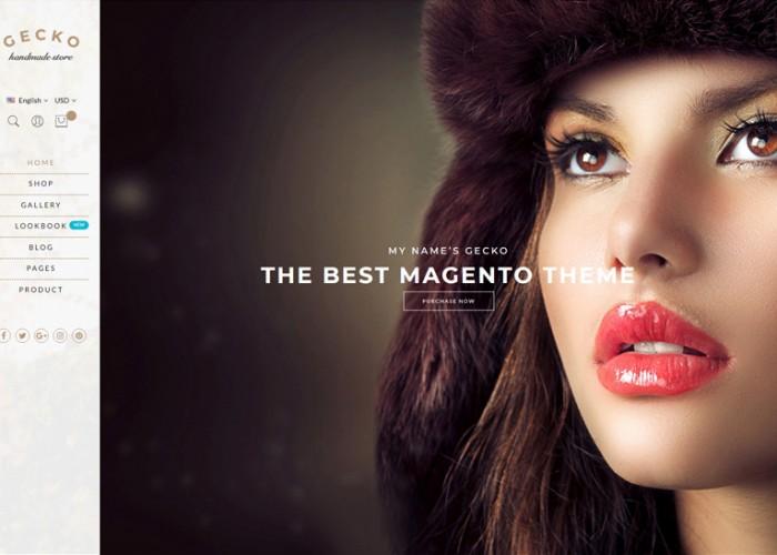 Gecko – Premium Responsive Multipurpose Magento 2 Theme