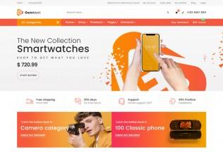 GemMart – Premium Responsive Marketplace Multipurpose Shopify Theme