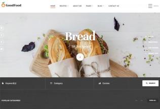 GoodFood – Premium Responsive Restaurant HTML5 Template