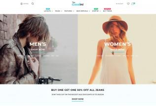 Goodini – Premium Responsive eCommerce HTML5 Template