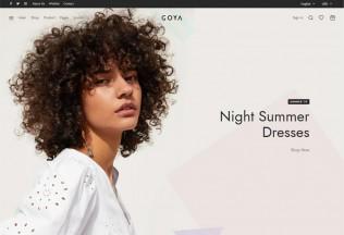 Goya – Premium Responsive WooCommerce WordPress Theme