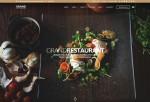 Grand Restaurant – Premium Responsive Restaurant Cafe WordPress Theme
