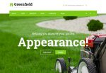 GreenField – Premium Responsive Lawn Mowing Company WordPress Theme