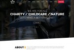 Heal – Premium Responsive One Page Charity HTML5 Template