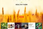 Healthy Farm – Premium Responsive Food & Agriculture WordPress Theme