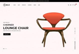 Helik – Premium Responsive Furniture WooCommerce WordPress Theme