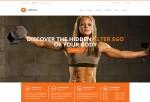 Hercules – Premium Responsive Gym Fitness WordPress Theme