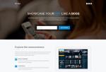 Hi!App – Premium Responsive Landing Page HTML5 Template