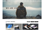 Hoax – Premium Creative Multipurpose Muse Template