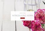 Homa – Premium Responsive Bright and Beautiful WordPress Theme