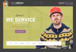 Home advisor – Premium Responsive Appliance Repair WordPress Theme
