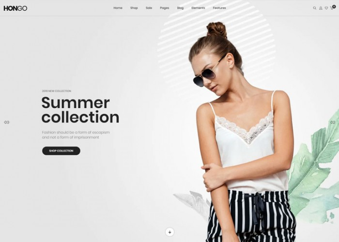 Hongo – Premium Responsive Multipurpose WooCommerce WordPress Theme