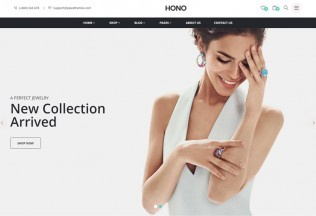 Hono – Premium Responsive Multipurpose eCommerce HTML5 Template