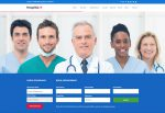 Hospital+ – Premium Responsive Medical Doctor WordPress Theme