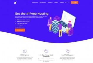 Hostbit – Premium Responsive Web Hosting & WHMCS HTML5 Template