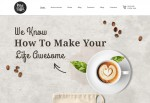 HotCoffee – Premium Responsive Cafe Restaurant Bar WordPress Theme