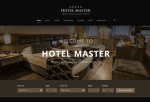 Hotel Master – Premium Responsive Hotel Booking WordPress Theme