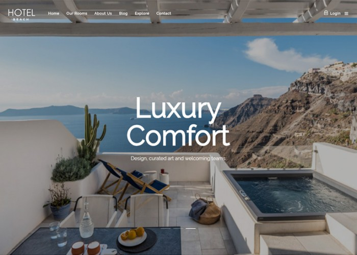 Hoteller – Premium Responsive Hotel Booking WordPress Theme