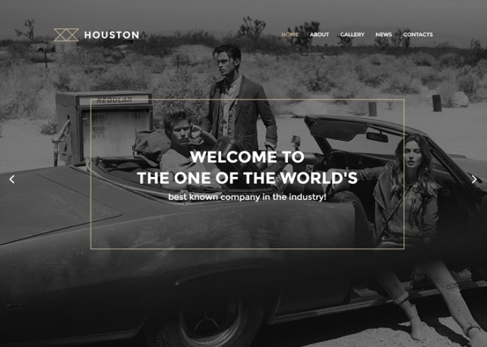 Houston – Premium Responsive Business WordPress Theme