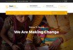 Huminity – Premium Responsive Charity & Fund Raising HTML5 Template