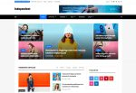 Independent – Premium Responsive Blog & Magazine WordPress Theme
