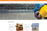 Industrial – Premium Responsive Architects and Engineers WordPress Theme