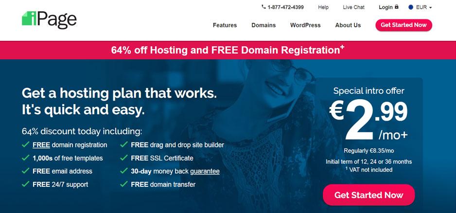 hosting plan that works