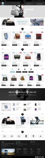 10+ Best Responsive OpenCart Fashion Themes 2015
