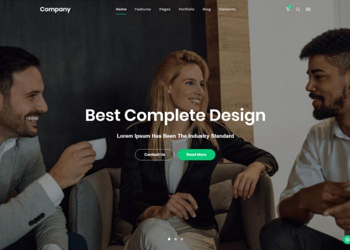 Joo – Premium Responsive MultiPurpose HTML5 Template