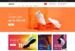 Junno – Premium Responsive Multipurpose eCommerce HTML5 Template