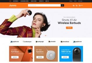 Junno – Premium Responsive Multipurpose Prestashop Theme