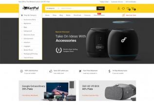 KartPul – Premium Responsive Multipurpose WooCommerce Theme