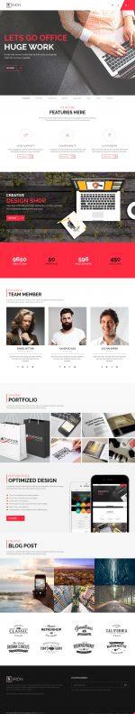 Best Responsive Joomla Bootstrap Templates 2015
