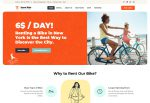 Komo – Premium Responsive Bike Shop Store WordPress Theme