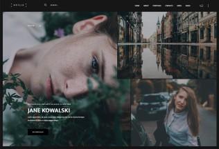 Kotlis – Premium Responsive Photography Portfolio WordPress Theme