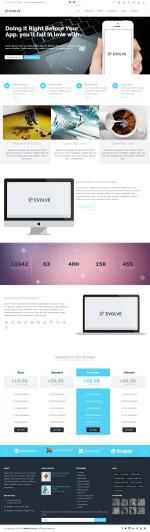 Best Responsive Joomla Landing Page Templates in 2015