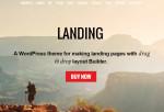 Landing – Premium Responsive Landing Page WordPress Theme