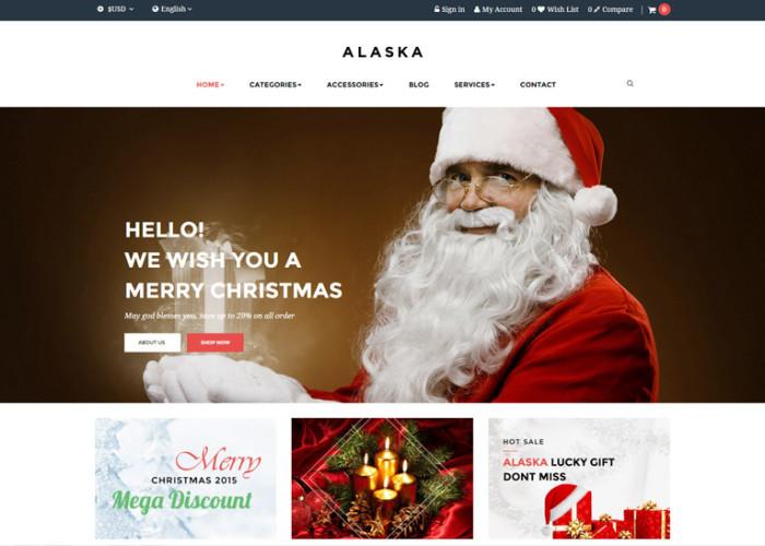 Leo Alaska – Premium Responsive Prestashop Theme