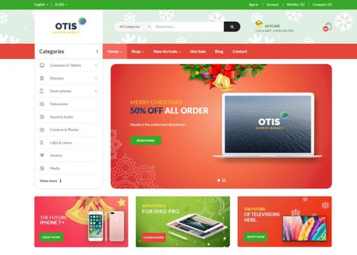 Leo Otis – Premium Responsive Prestashop Theme