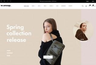 Leo Woncep – Premium Responsive Fashion Prestashop Theme
