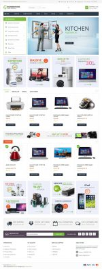 5+ Best Premium Responsive OpenCart Themes in 2014