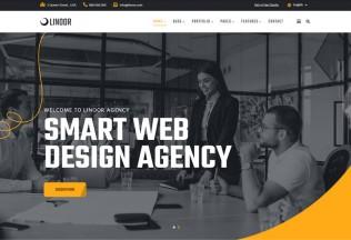 Linoor – Premium Responsive Multipurpose Business Drupal 9 Theme