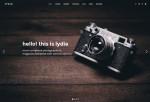Lydia – Premium Responisve Photography & Magazine Site HTML5 Template