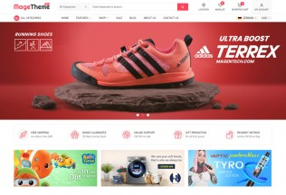 MageThemepro – Premium Responsive Magento 2 Shopping Template