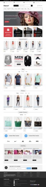 3 Best Responsive OpenCart Bootstrap Themes in 2014